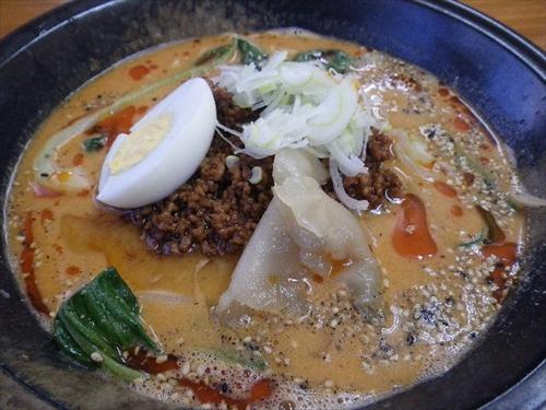 写真3タンタン麺