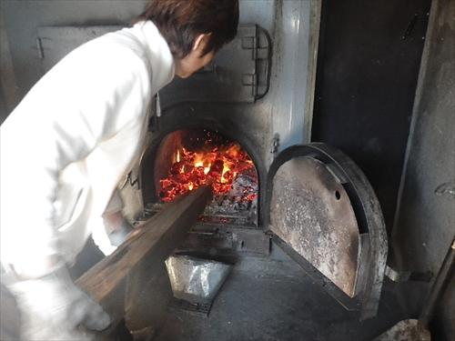 砂川湯4暖炉